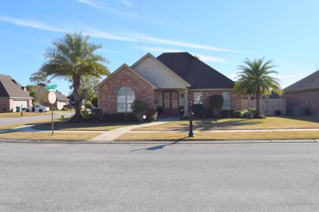 101 Brookhollow Drive, Youngsville, LA 70592 (MLS #17012247) :: Keaty Real Estate