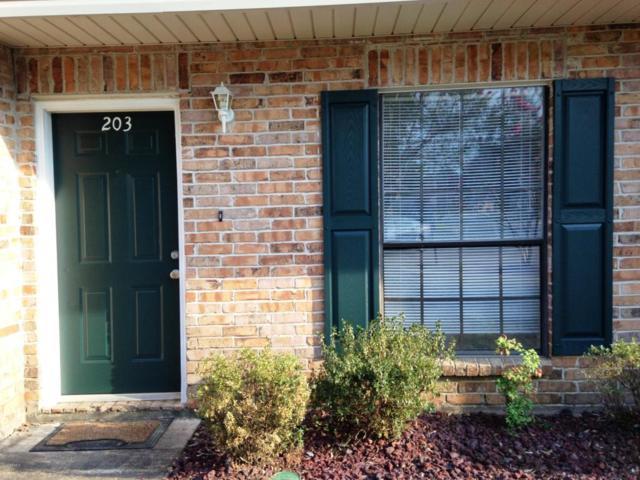 100 Winchester Drive #203, Lafayette, LA 70506 (MLS #17012266) :: Keaty Real Estate