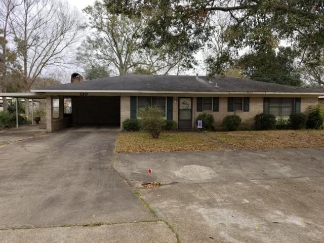 150 Tournoi Drive, Ville Platte, LA 70586 (MLS #17012451) :: Keaty Real Estate