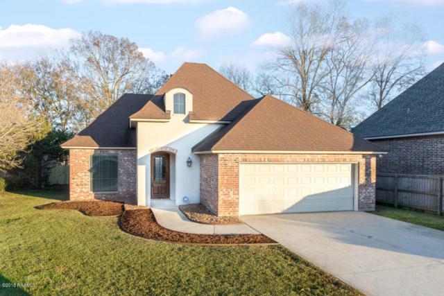 305 Beacon Drive, Youngsville, LA 70592 (MLS #18000378) :: Keaty Real Estate