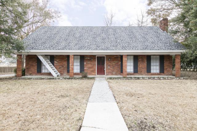103 Saxon Drive, Lafayette, LA 70508 (MLS #18000592) :: Keaty Real Estate