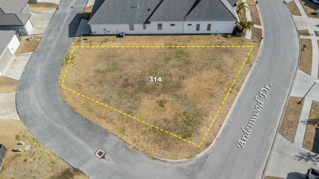 314 Ardenwood Drive, Lafayette, LA 70508 (MLS #18000690) :: Keaty Real Estate