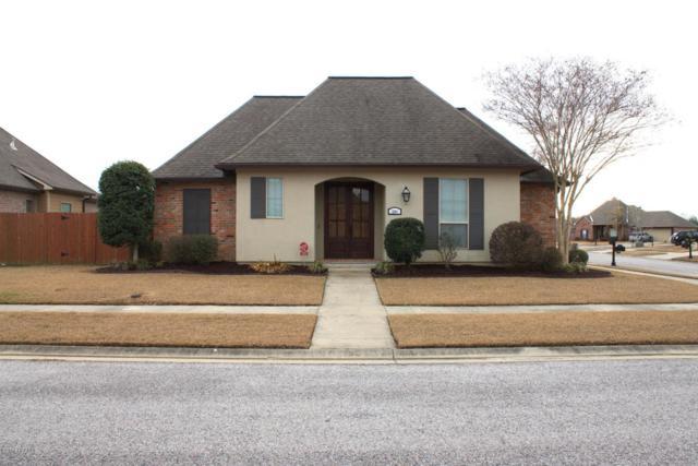 201 Meadow Lake Drive, Youngsville, LA 70592 (MLS #18000757) :: Keaty Real Estate