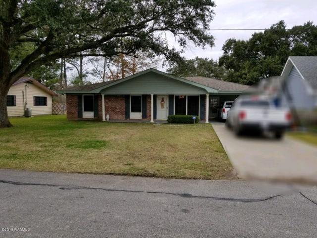 1220 W 14th Street, Crowley, LA 70526 (MLS #18000902) :: Keaty Real Estate