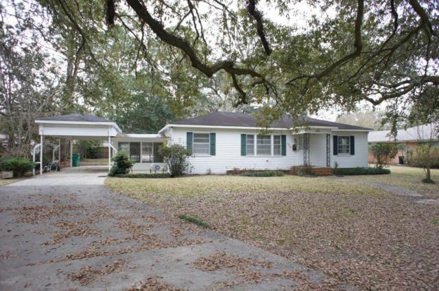 914 E Fifth Street, Crowley, LA 70526 (MLS #18001082) :: Keaty Real Estate