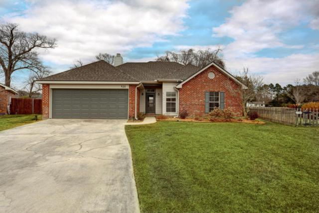 420 Crest Circle, Youngsville, LA 70592 (MLS #18001103) :: Keaty Real Estate