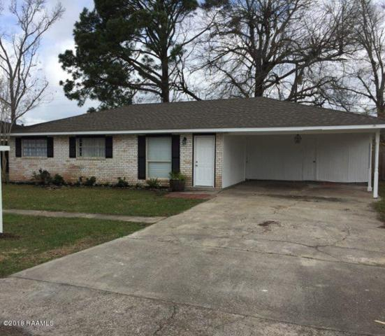 204 Eula Drive, Lafayette, LA 70506 (MLS #18001527) :: Keaty Real Estate