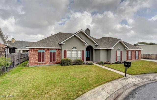 109 Mared Court, Lafayette, LA 70506 (MLS #18001642) :: Keaty Real Estate