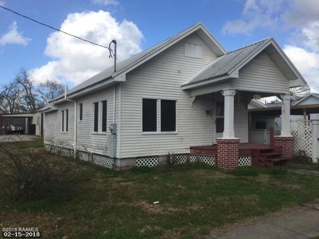 603 E Elm Street, Crowley, LA 70526 (MLS #18001696) :: Keaty Real Estate