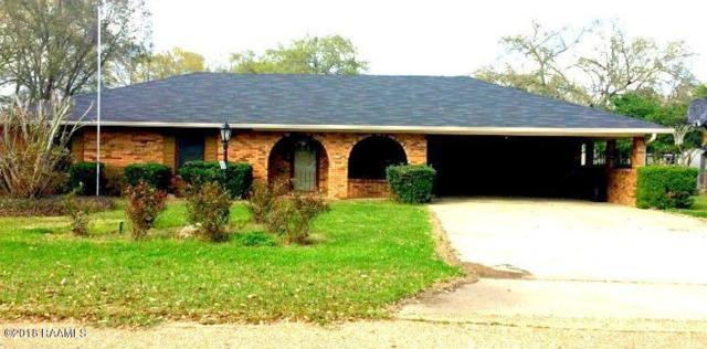 623 Michael Street, Ville Platte, LA 70586 (MLS #18001703) :: Keaty Real Estate