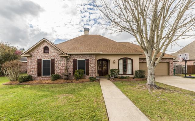 104 Cresthill Drive, Youngsville, LA 70592 (MLS #18001705) :: Keaty Real Estate