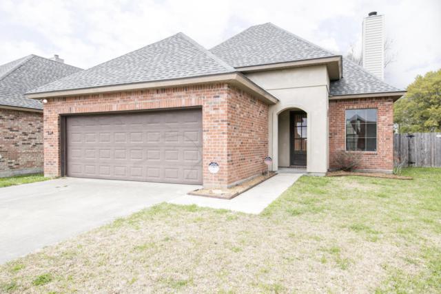 214 Bentgrass Drive, Lafayette, LA 70508 (MLS #18001959) :: Keaty Real Estate