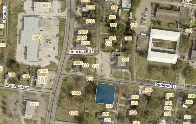 106 Dunand Street, Lafayette, LA 70501 (MLS #18002154) :: Keaty Real Estate