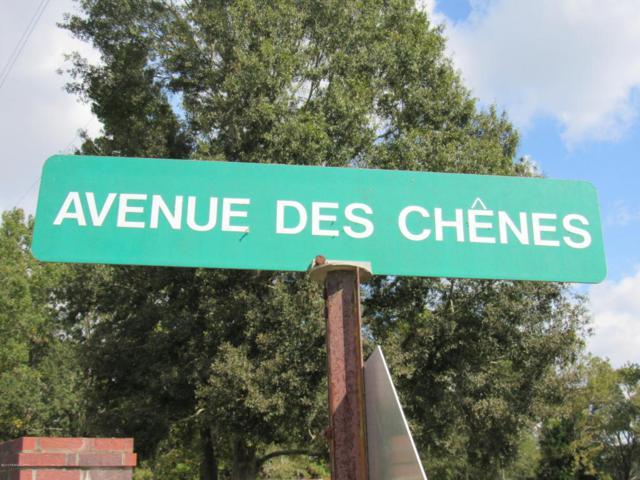 Lot 20 Ave Des Chenes, Abbeville, LA 70510 (MLS #18002319) :: Keaty Real Estate