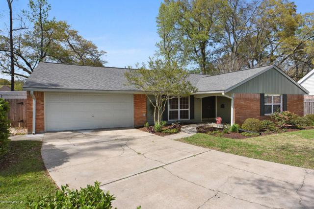 206 Corona, Lafayette, LA 70503 (MLS #18002458) :: Keaty Real Estate