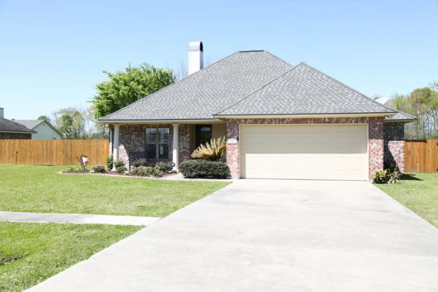 821 Belle Drive, Breaux Bridge, LA 70517 (MLS #18002462) :: Keaty Real Estate