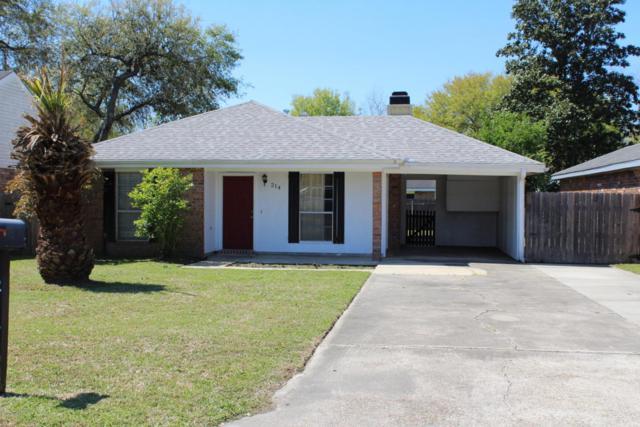 214 Caledonia Drive, Lafayette, LA 70508 (MLS #18002585) :: Keaty Real Estate