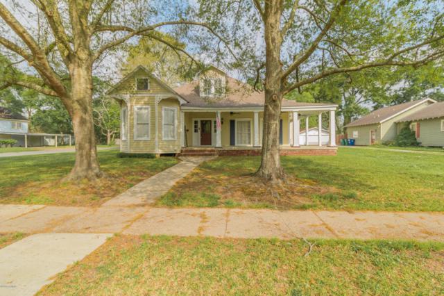 403 E 8th Street, Crowley, LA 70526 (MLS #18002743) :: Keaty Real Estate