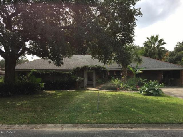 1104 Greenbriar Road, Lafayette, LA 70503 (MLS #18003102) :: Keaty Real Estate