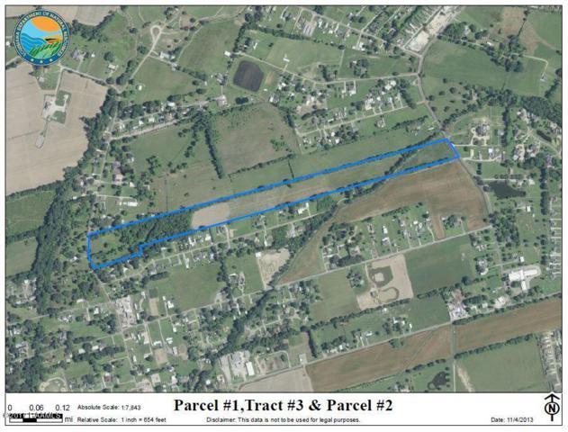 Picard/East Broussard Road, Milton, LA 70558 (MLS #18003163) :: Cachet Real Estate