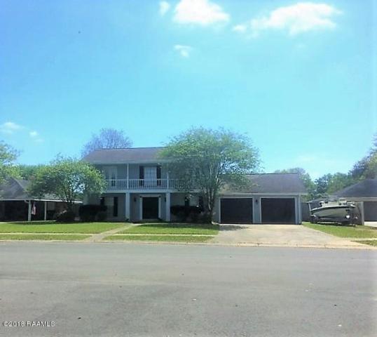 113 University Place, Eunice, LA 70535 (MLS #18003240) :: Keaty Real Estate