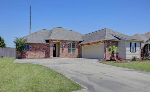 126 Nicole Drive, Youngsville, LA 70592 (MLS #18003712) :: Keaty Real Estate
