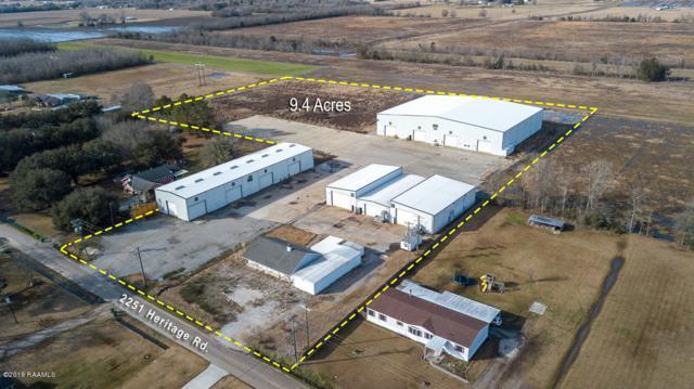 2261 Heritage Rd, Rayne, LA 70578 (MLS #18003744) :: Keaty Real Estate