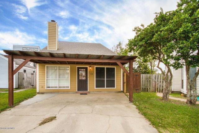 114 Elsinore Circle, Lafayette, LA 70508 (MLS #18003760) :: Keaty Real Estate
