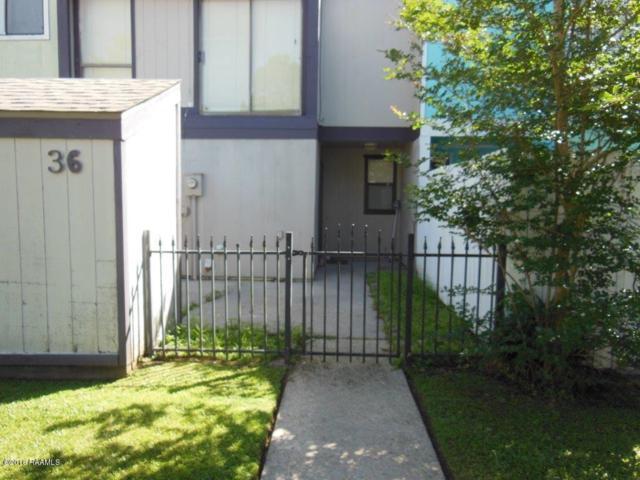 36 Larkspur Lane, Lafayette, LA 70507 (MLS #18003828) :: Keaty Real Estate