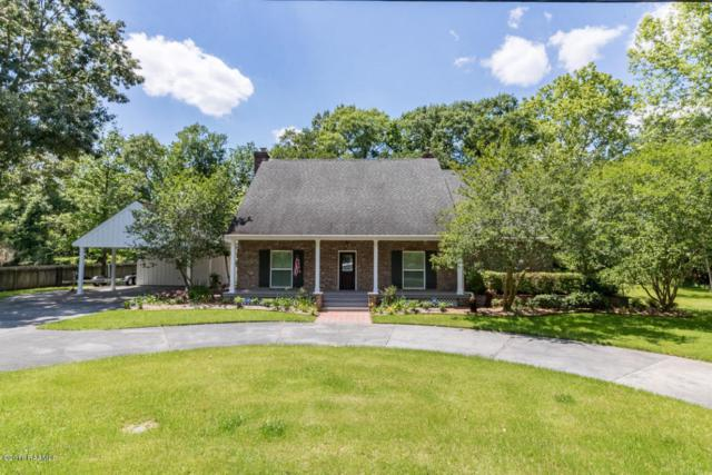 160 Acacia Drive, Lafayette, LA 70508 (MLS #18004144) :: Keaty Real Estate