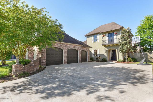 112 Stonesberry Drive, Lafayette, LA 70508 (MLS #18004156) :: Keaty Real Estate