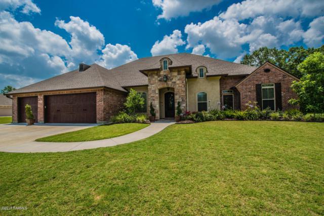 108 Grandview Terrace Drive, Youngsville, LA 70592 (MLS #18004396) :: Keaty Real Estate