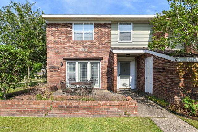 101 Wilbourn #305, Lafayette, LA 70506 (MLS #18004427) :: Keaty Real Estate