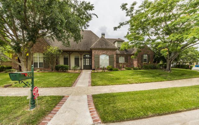 203 Troon Drive, Broussard, LA 70518 (MLS #18004488) :: Keaty Real Estate