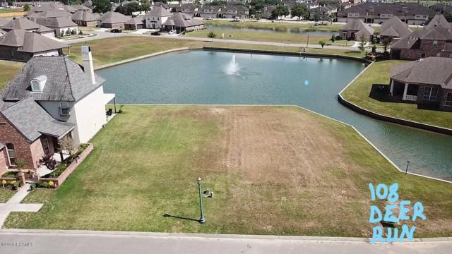 108 Deer Run, Lafayette, LA 70503 (MLS #18004501) :: Keaty Real Estate
