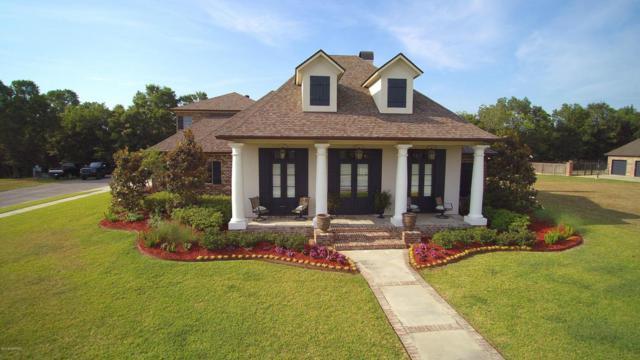 201 Grandview Terrace Drive, Youngsville, LA 70592 (MLS #18004695) :: Keaty Real Estate