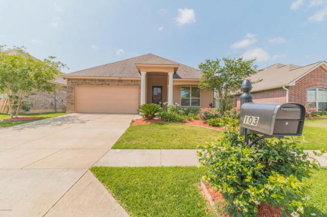 103 Franklin Lane, Lafayette, LA 70503 (MLS #18005040) :: Keaty Real Estate