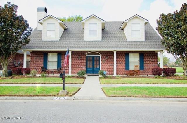 123 Pericles Street, Lafayette, LA 70506 (MLS #18005233) :: Keaty Real Estate