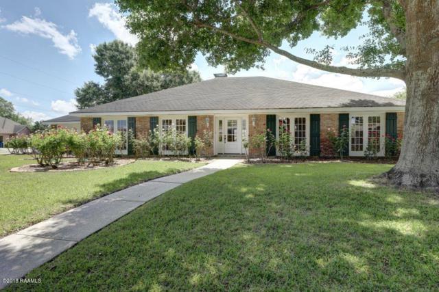 101 Thornwood Circle, Lafayette, LA 70503 (MLS #18005303) :: Keaty Real Estate