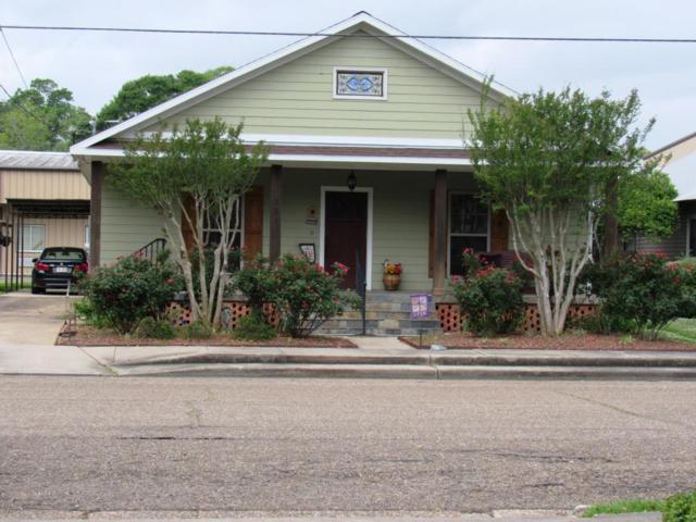 351 N 2nd Street, Eunice, LA 70535 (MLS #18005340) :: Keaty Real Estate