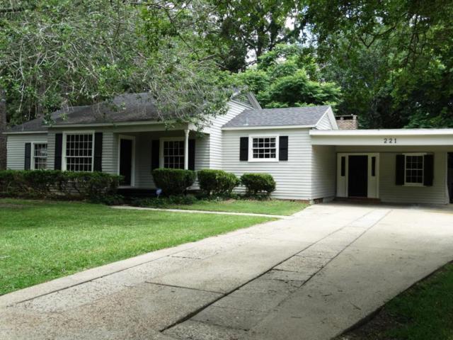 221 E Andrus Avenue, Opelousas, LA 70570 (MLS #18005378) :: Keaty Real Estate