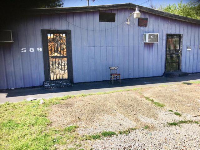 589 N Pierce Street, Lafayette, LA 70501 (MLS #18005415) :: Keaty Real Estate