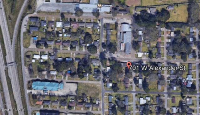 701 W Alexander, Lafayette, LA 70501 (MLS #18005457) :: Cachet Real Estate