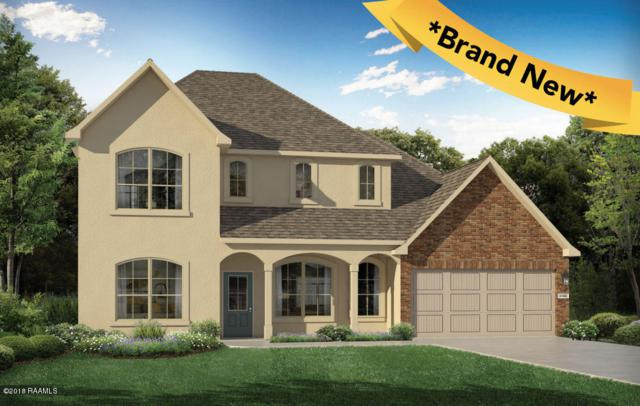 203 Verger Drive, Youngsville, LA 70592 (MLS #18005617) :: Keaty Real Estate