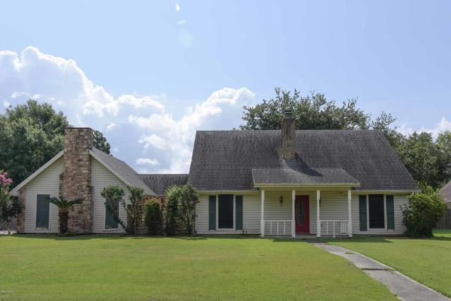 510 Emmeline Drive, New Iberia, LA 70563 (MLS #18005637) :: Keaty Real Estate