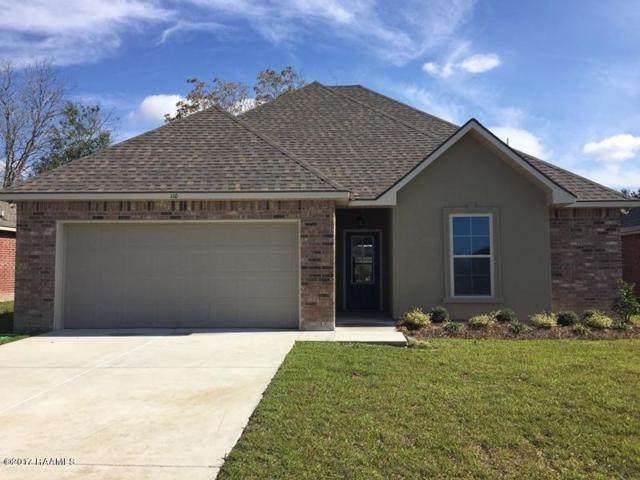 110 Hunters Hill Drive, Duson, LA 70529 (MLS #18005735) :: Cachet Real Estate