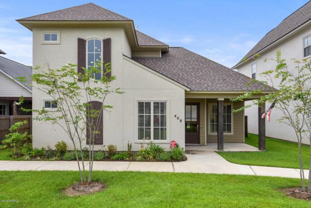 408 Waterview Road, Youngsville, LA 70592 (MLS #18005755) :: Red Door Realty