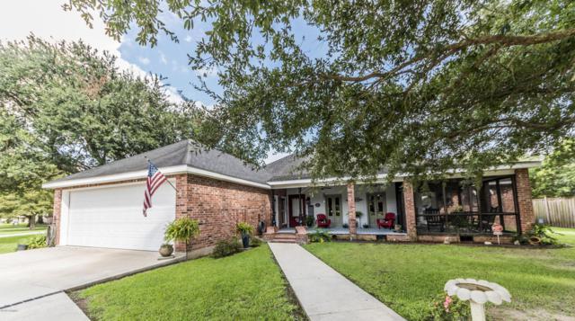 1608 Parkwood Drive, New Iberia, LA 70560 (MLS #18006331) :: Keaty Real Estate
