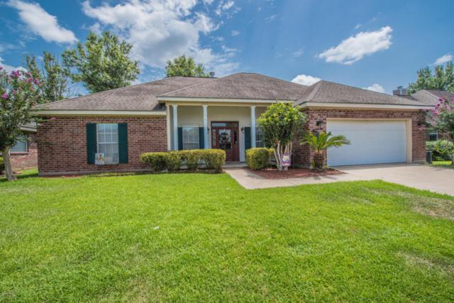 135 Woodstock Drive, Youngsville, LA 70592 (MLS #18006714) :: Keaty Real Estate