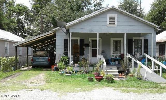 608 Vidrine Street, Ville Platte, LA 70586 (MLS #18007086) :: Keaty Real Estate